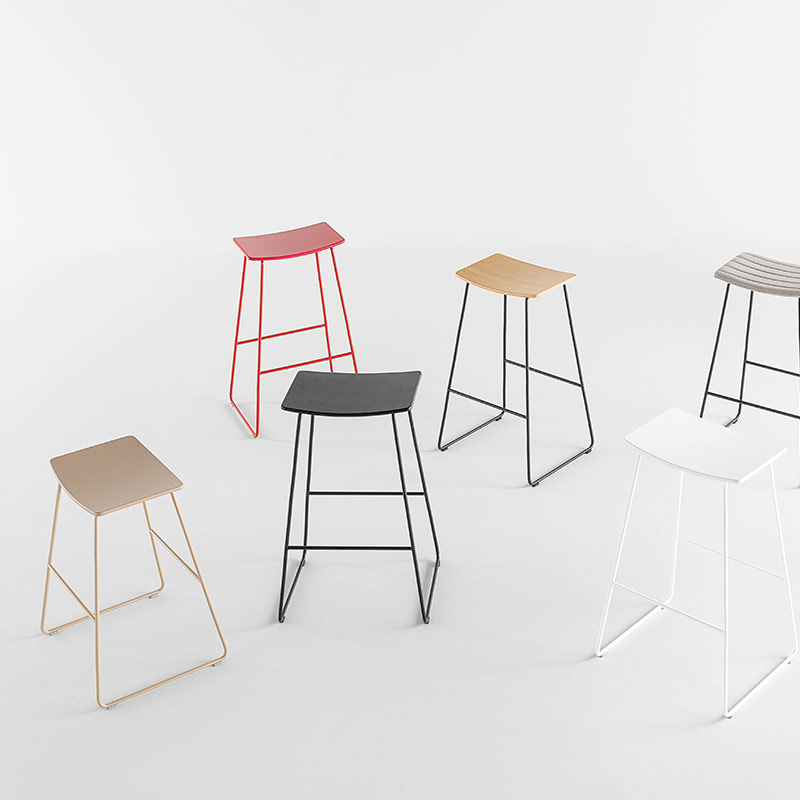 Inclass-Tao-High-Bar-Stool-by-Inclass-Studio-2 Olson and Baker - Designer & Contemporary Sofas, Furniture - Olson and Baker showcases original designs from authentic, designer brands. Buy contemporary furniture, lighting, storage, sofas & chairs at Olson + Baker.