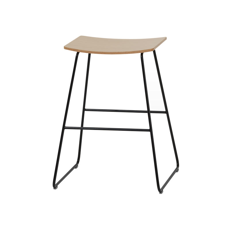 Inclass Tao Counter Stool by Inclass Studio Olson and Baker - Designer & Contemporary Sofas, Furniture - Olson and Baker showcases original designs from authentic, designer brands. Buy contemporary furniture, lighting, storage, sofas & chairs at Olson + Baker.