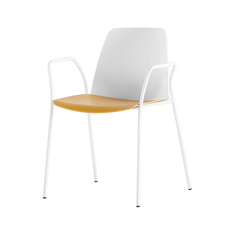 Inclass Unnia Armchair with Four Leg Base by Simon Pengelly