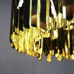 Innermost-Facet-Round-Chandelier-by-Tom-Kirk-1 Olson and Baker - Designer & Contemporary Sofas, Furniture - Olson and Baker showcases original designs from authentic, designer brands. Buy contemporary furniture, lighting, storage, sofas & chairs at Olson + Baker.