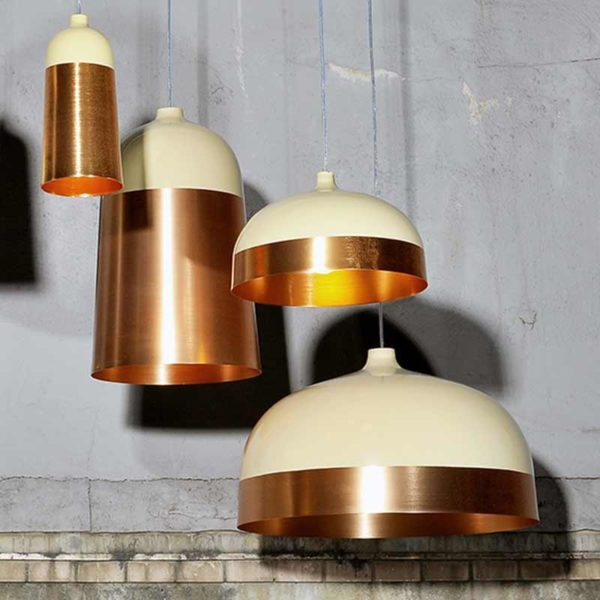 Glaze Pendant Light