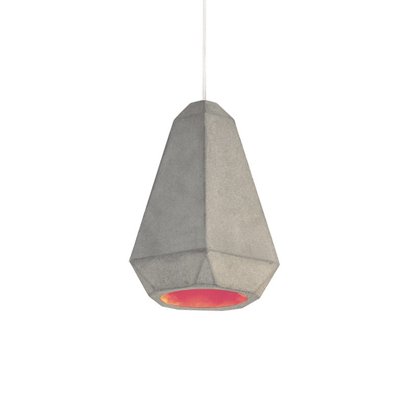 Innermost Portland Concrete Pendant Light by James Bartlett