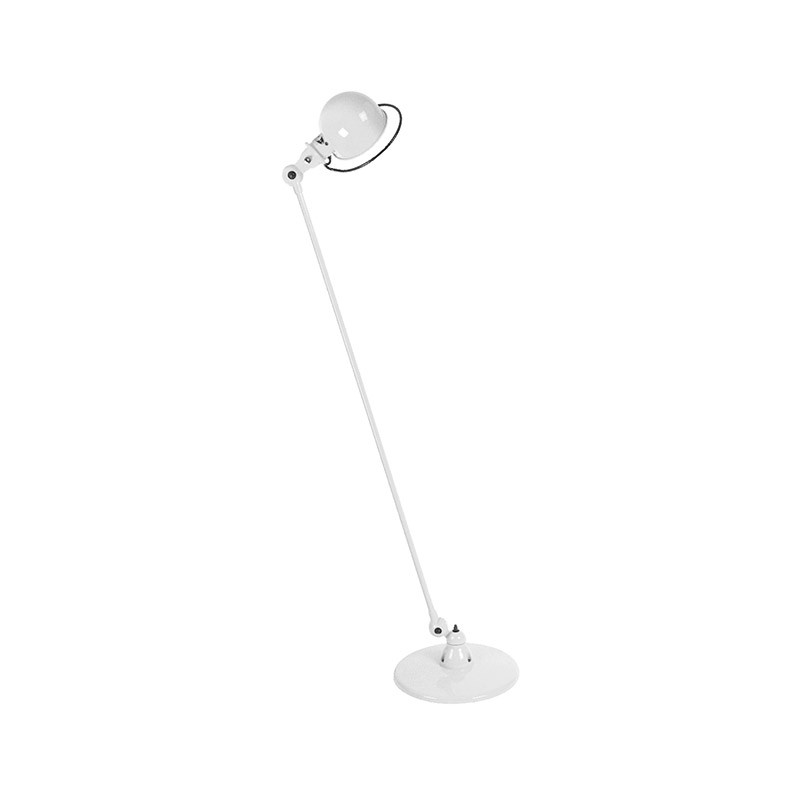 Jielde Loft D1200 Floor Lamp with One Arm by Jean-Louis Domecq