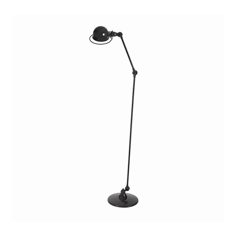 Jielde Loft D1240 Floor Lamp with Two Arms by Jean-Louis Domecq