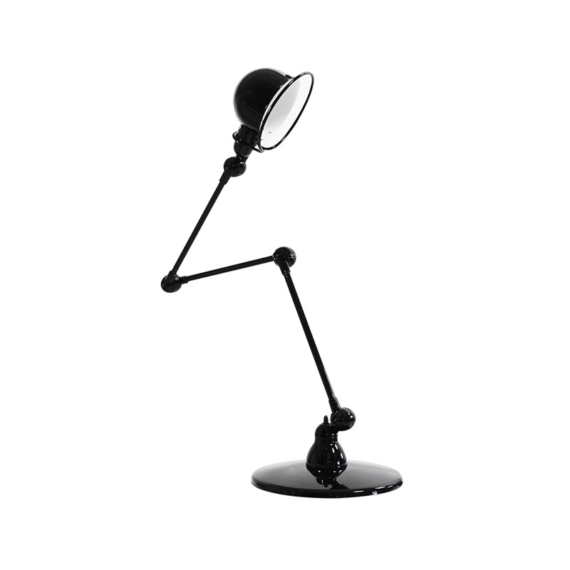 Jielde Loft D9403 Small Desk Lamp with Three Arms by Jean-Louis Domecq