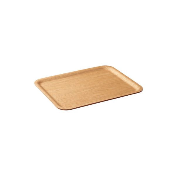 Nonslip Rectangular Tray