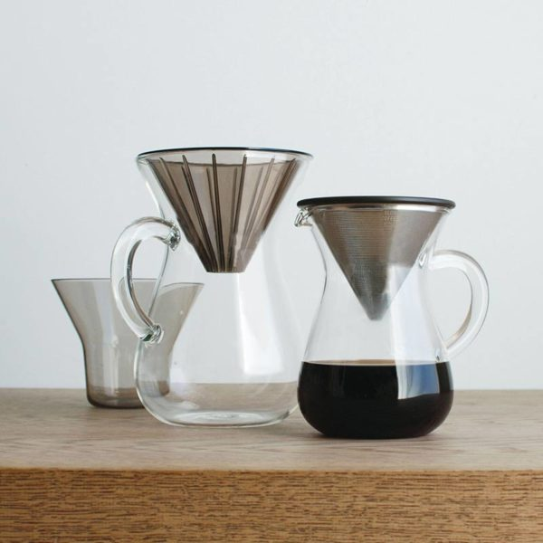 Clearance - SCS Coffee Carafe Set - 0.6L