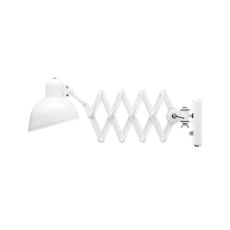 Lightyears Kaiser Idell Wall Lamp with Extendable Swivel Arm by Christian Dell