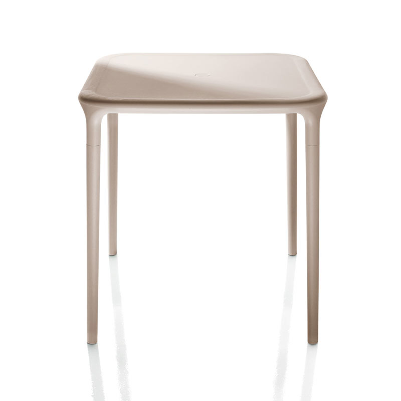 Magis Air Table by Jasper Morrison Olson and Baker - Designer & Contemporary Sofas, Furniture - Olson and Baker showcases original designs from authentic, designer brands. Buy contemporary furniture, lighting, storage, sofas & chairs at Olson + Baker.