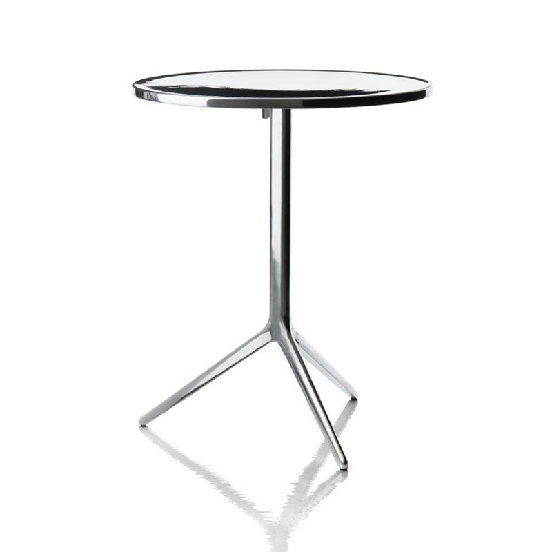 Magis Central Ø66cm Folding Table by Ronan & Erwan Bouroullec
