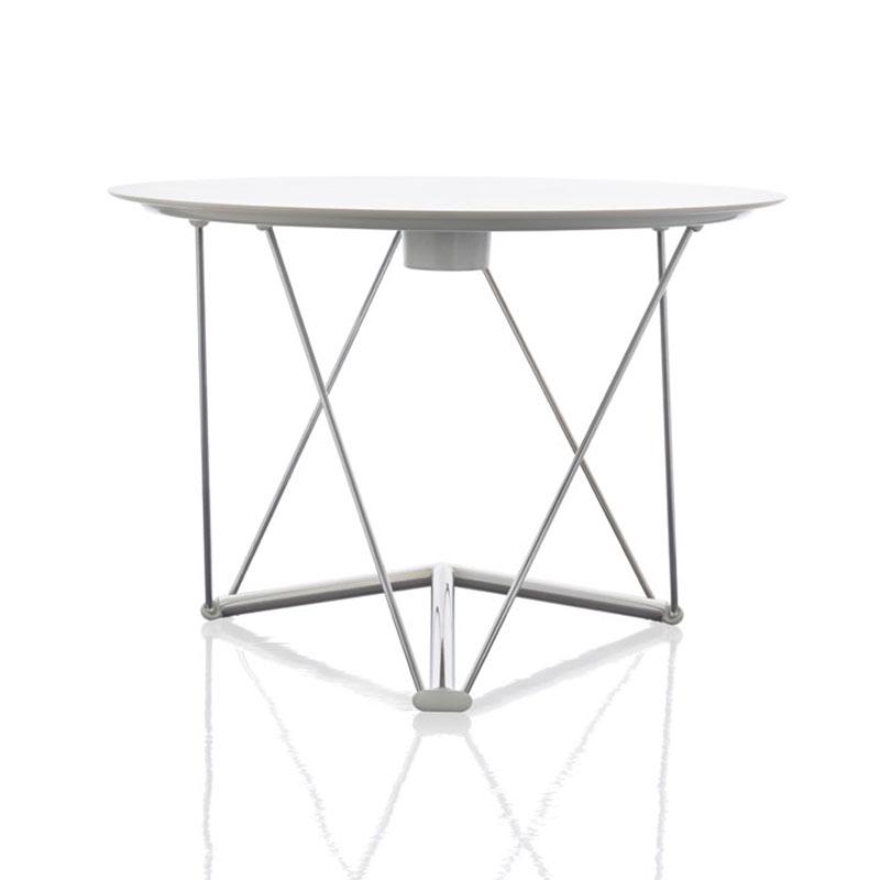 Magis LEM Ø100cm Adjustable Table by Andries & Hiroko Van Onck