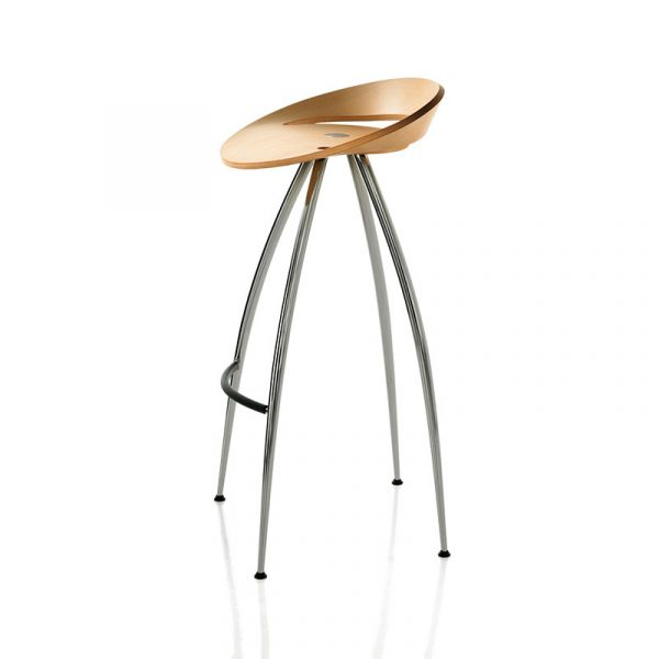 Lyra High Bar Stool