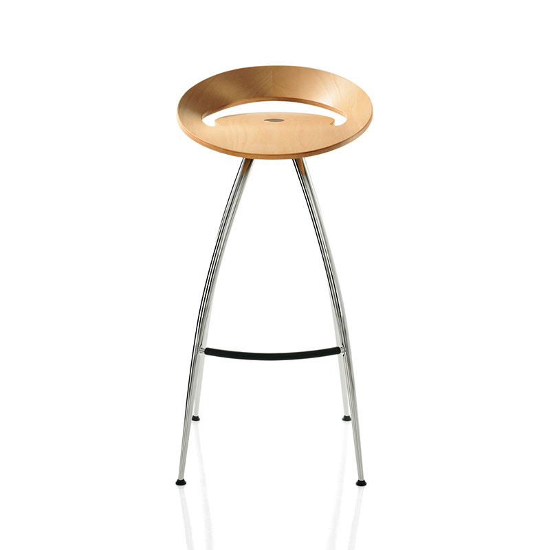 Magis Lyra High Bar Stool by Design Group Italia