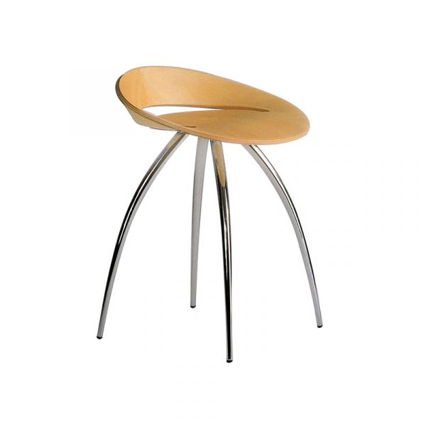 Magis Lyra Low Bar Stool by Design Group Italia