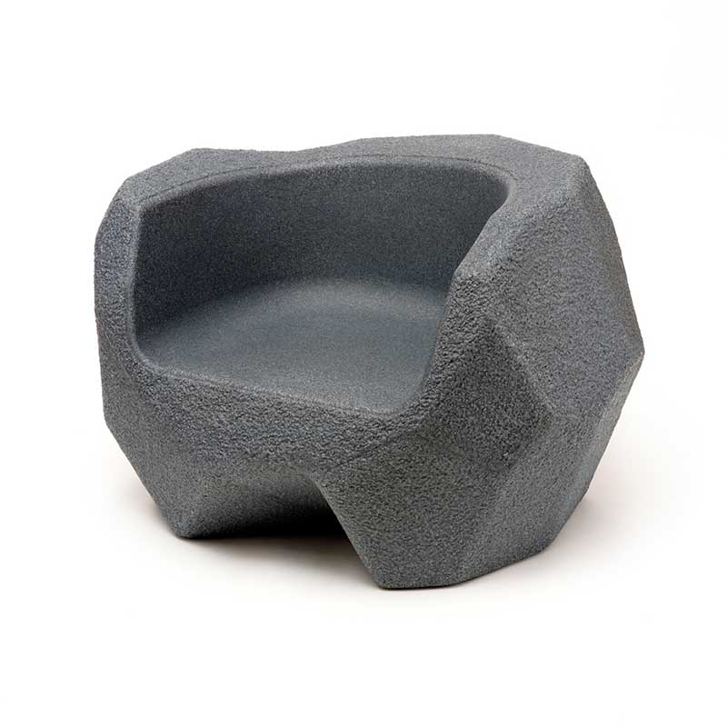 Magis Piedras Low Chair by Javier Mariscal