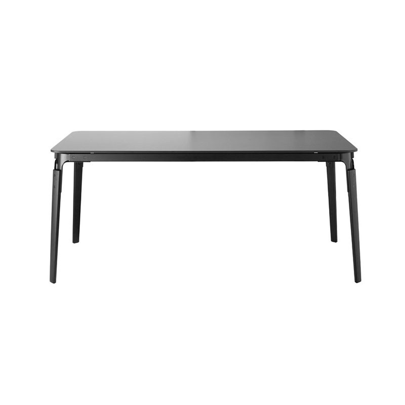 Magis Steelwood 180x90cm Rectangular Table by Ronan & Erwan Bouroullec