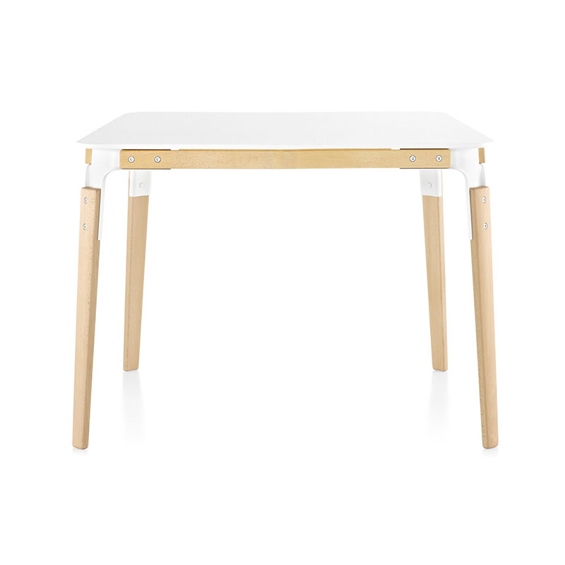 Magis Steelwood Square Table by Ronan & Erwan Bouroullec