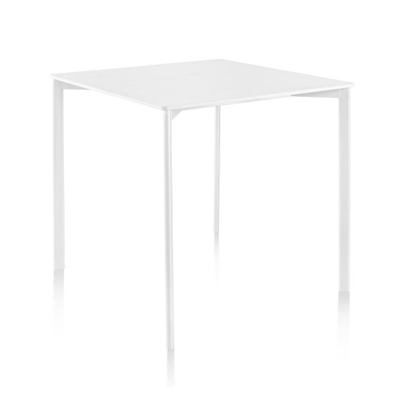 Magis Striped Square Table by Ronan & Erwan Bouroullec