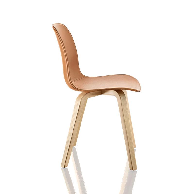 Magis Substance Upholstered Chair by Naoto Fukasawa
