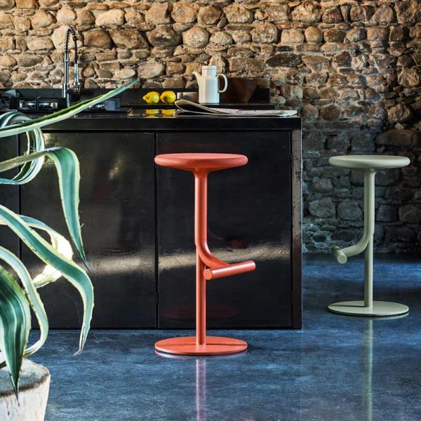 Tibu Adjustable Bar Stool