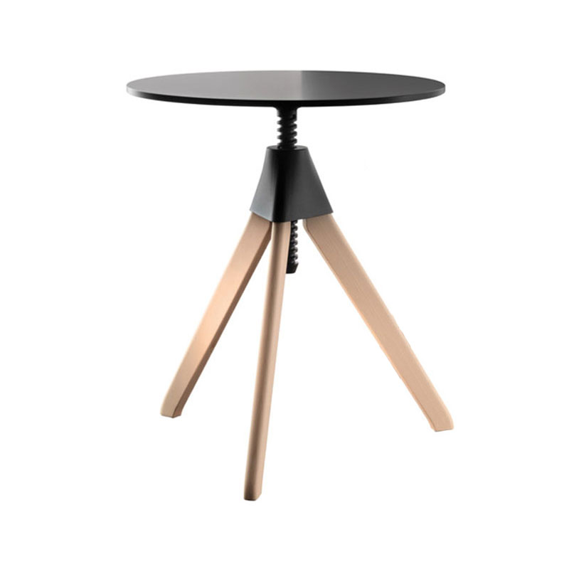 Magis Topsy Ø60cm Adjustable Table - Wild Bunch by Konstantin Grcic
