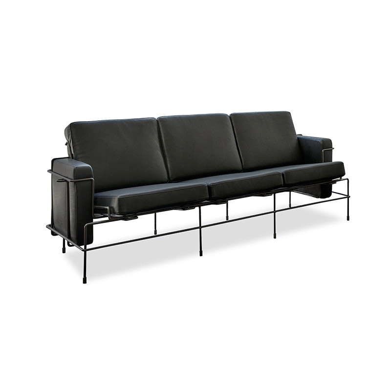 Magis Traffic Three Seat Outdoor Sofa by Konstantin Grcic