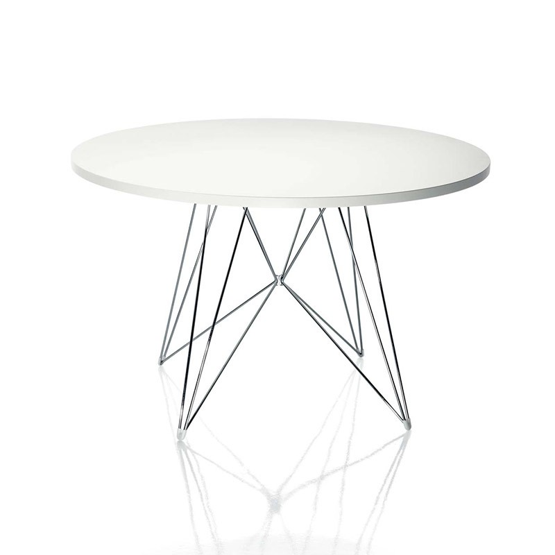 Magis XZ3 Ø120cm Round Table by Magis