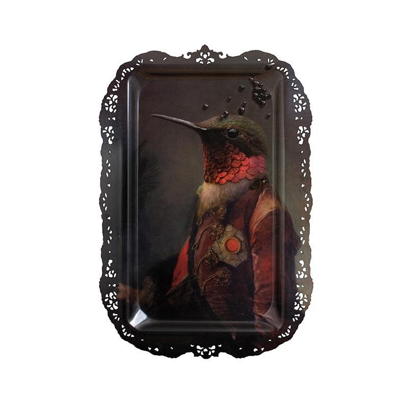 ibride Galerie De Portraits Ambroise Tray by Rachel & Benoit Convers