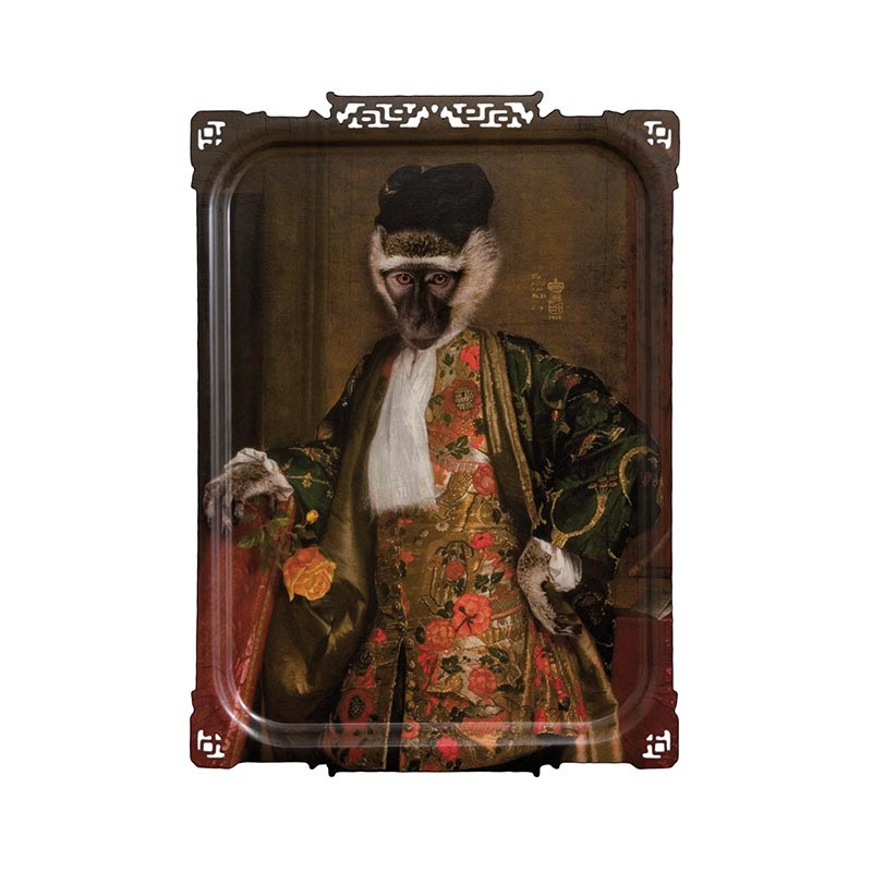 ibride Galerie De Portraits Cornelius Tray by Rachel & Benoit Convers