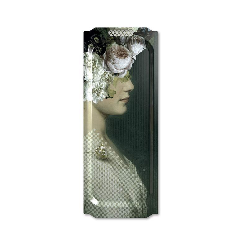 ibride Galerie De Portraits Jasmee Tray by Rachel & Benoit Convers