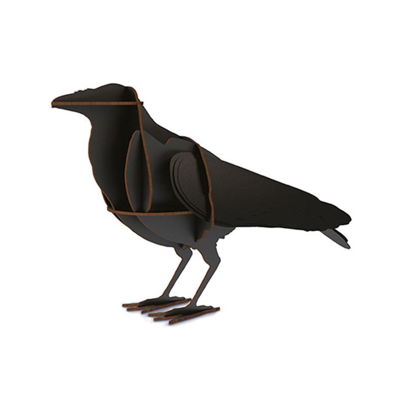 ibride Raven Black - Edgar by Rachel & Benoit Convers