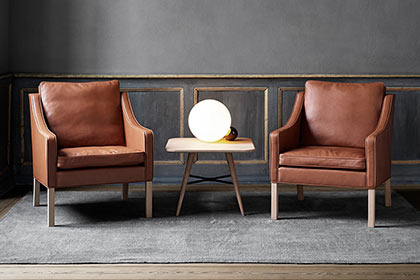 Olson and baker Sofas sub menu Armchairs Fredericia
