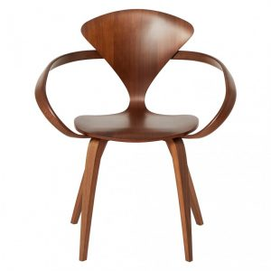 Top Ten All Wood Chairs - Cherner Chair by Norman Cherner