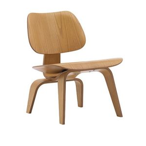 Top Ten All Wood Chairs - LCW Chair by Ray & Charles Eames