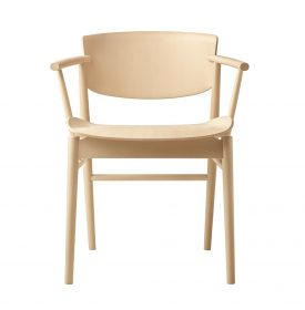 Top Ten All Wood Chairs - N01 Chair by Nendo 01
