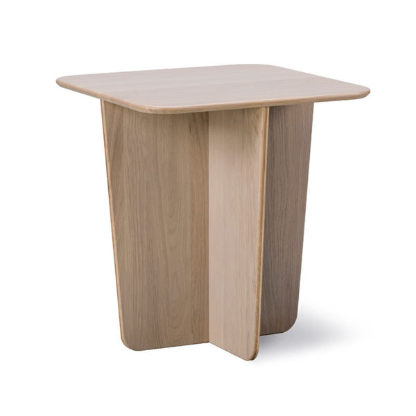 Fredericia Tableau Square Side Table by Space Copenhagen