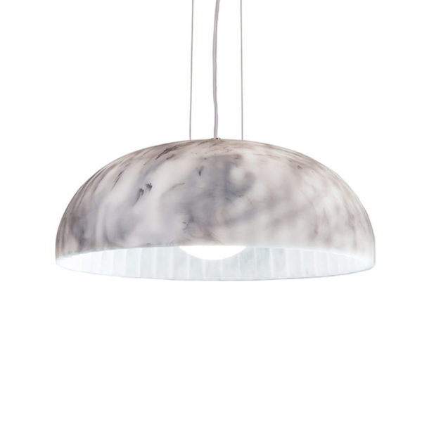 Innermost Doric Pendant Light by James Bartlett