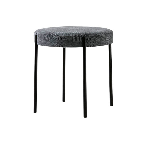 Verpan Series 430 Stool by Verner Panton