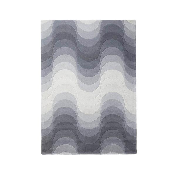 Verpan Wave 240x170cm Rug by Verner Panton