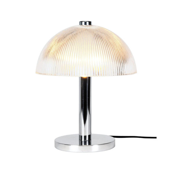 Original BTC Cosmo Prismatic Glass Table Light by Original BTC
