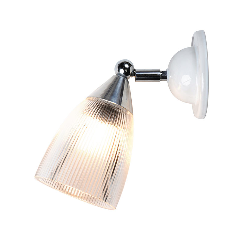 Original BTC Mann Prismatic Wall Light by Original BTC