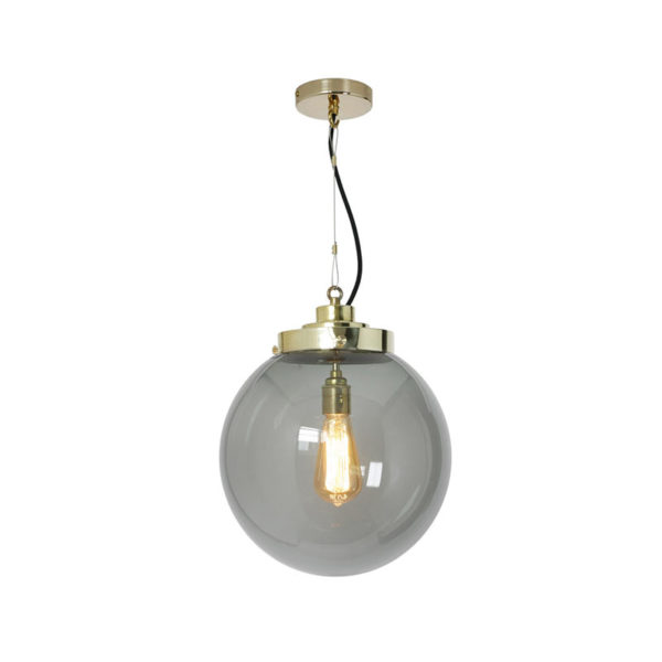 Original BTC Medium Globe Pendant Light by Original BTC