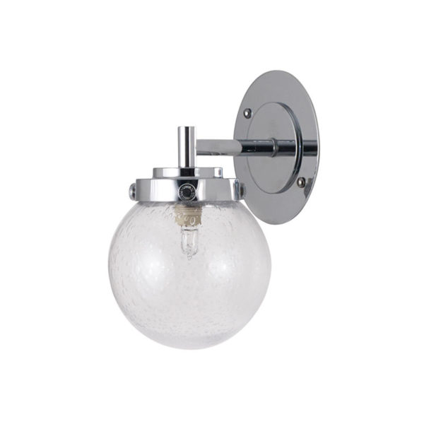 Mini Globe Wall Light