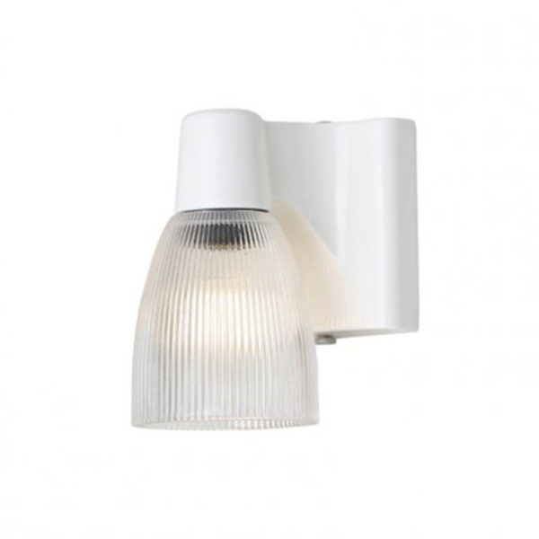 Original BTC Minster 1 Prismatic Wall Light by Original BTC