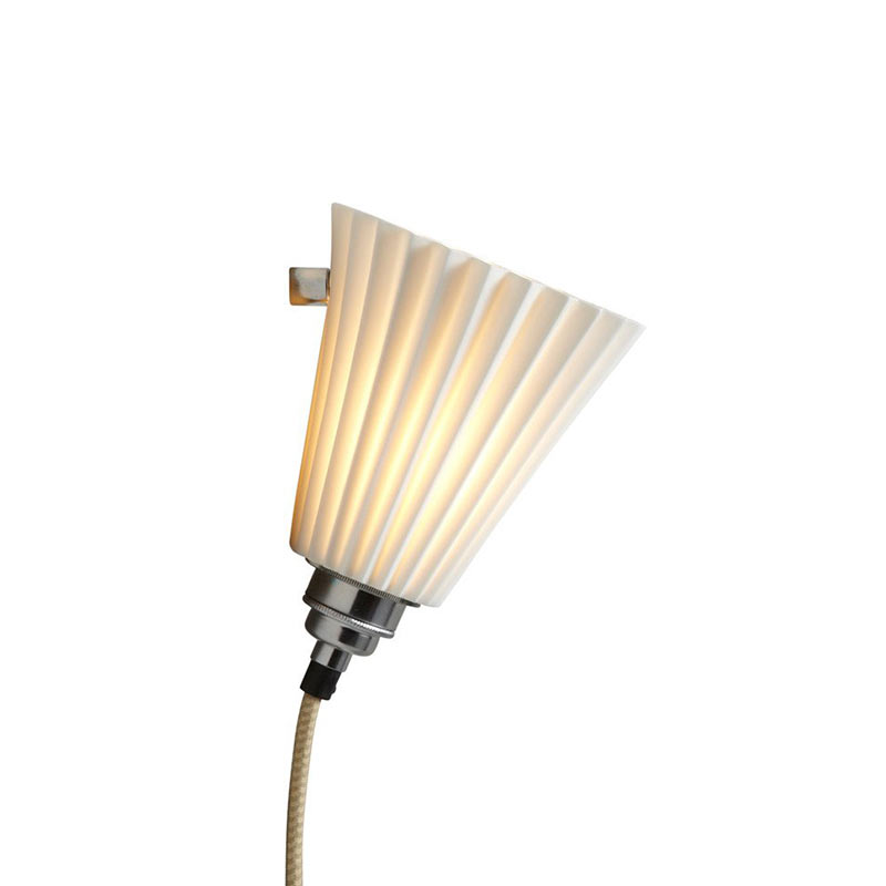 Portable Wall Lights: Buy Original BTC's Portable Pleated Wall Light By Original