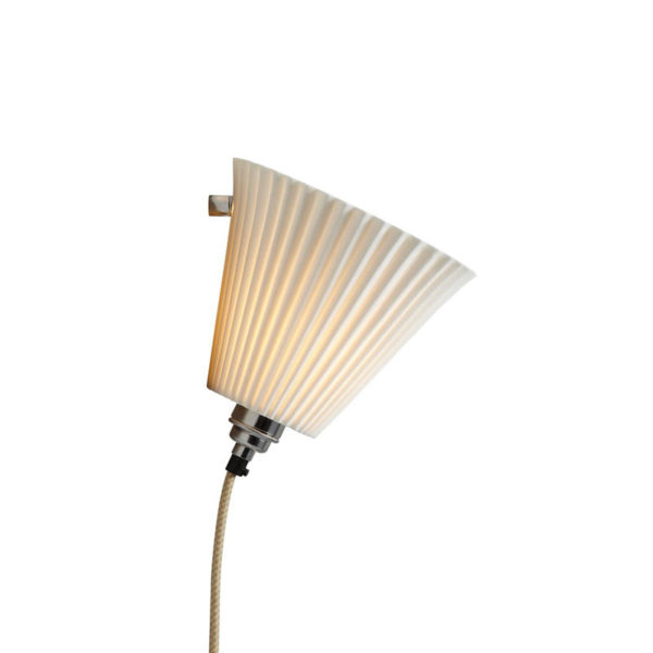 Original BTC Portable Pleated Wall Light by Original BTC