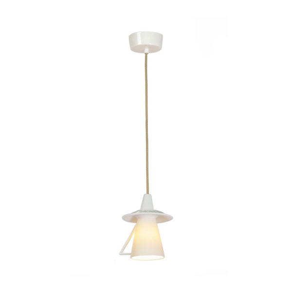 Original BTC Teacup Pendant Light by Original BTC