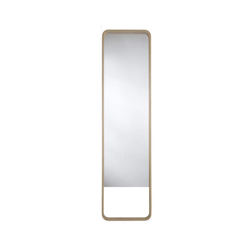 Case Furniture Loop Floor Mirror by Nazanin Kamali