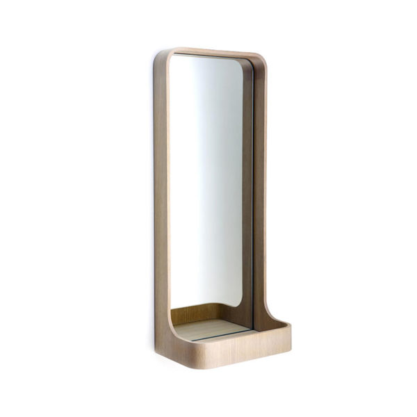 Case Furniture Loop Wall Mirror by Nazanin Kamali