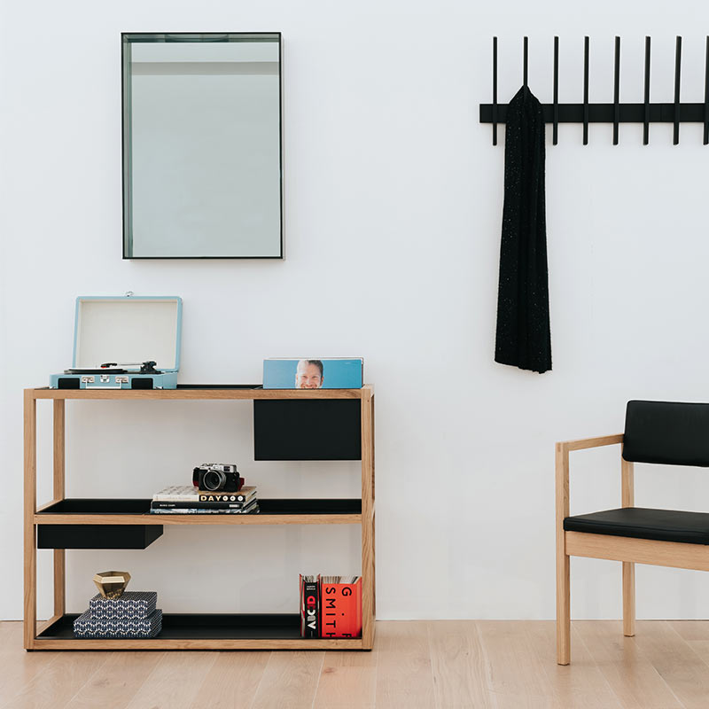 Case Furniture Lucent Mirror by Mathew Hilton 4